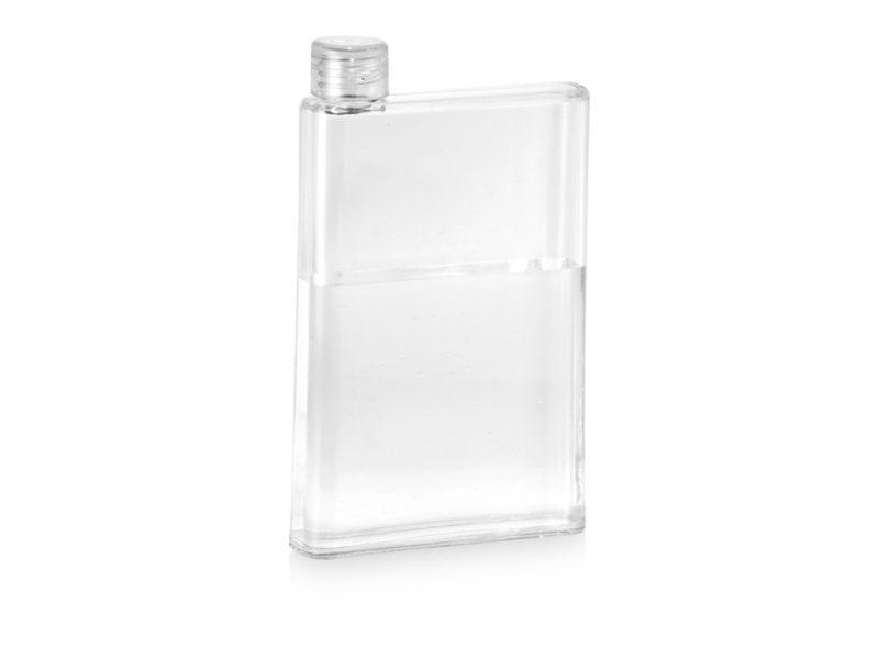 """Бутылка """"Messenger"""", прозрачный пластик арт. 10040200_a"""