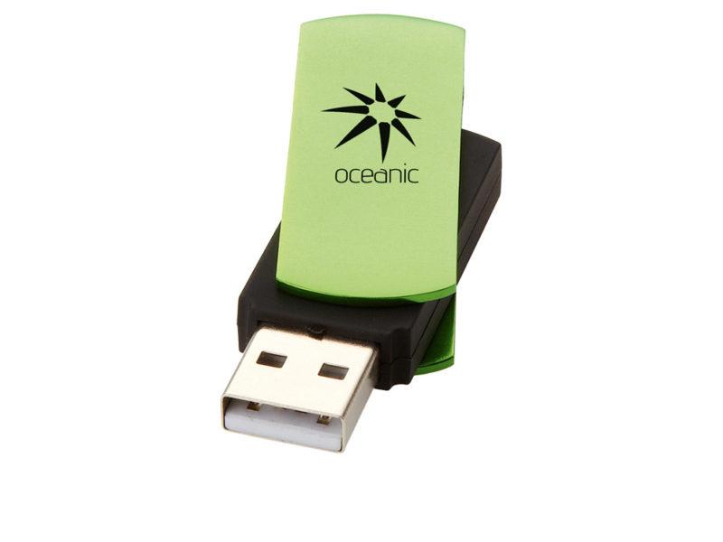 """USB-флешка на 4 Гб """"Уиксон"""" арт. 12342002_a"""