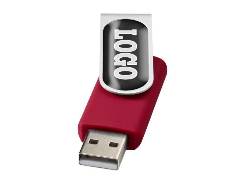 USB-флешка на 2 Гб «Rotate doming» арт. 12350903_a