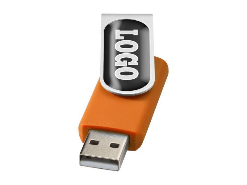 USB-флешка на 2 Гб «Rotate doming» арт. 12350904_a