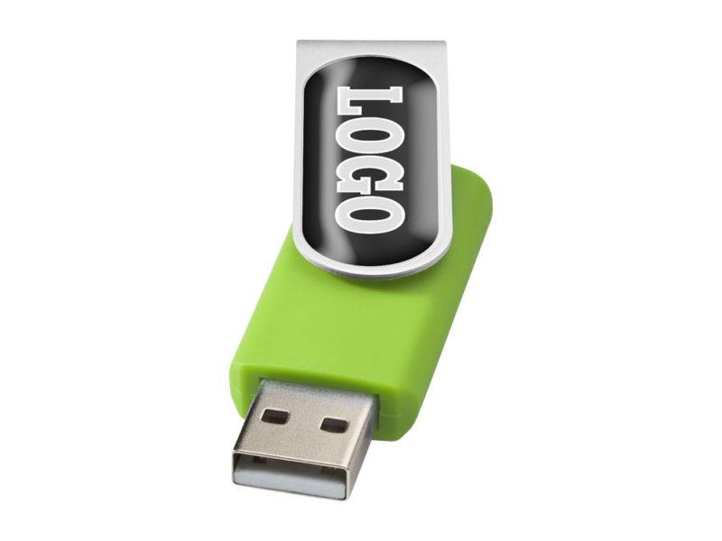 USB-флешка на 2 Гб «Rotate doming» арт. 12350905_a
