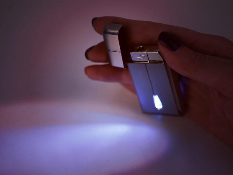 Зажигалка с подсветкой «Гарда» арт. 454600_c