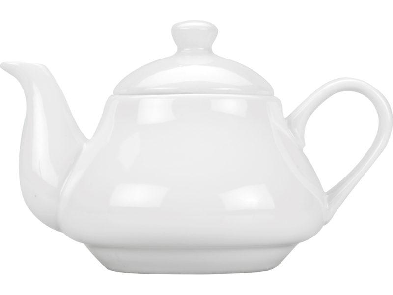 Чайник на 750 мл «Шапочка», красный арт. 608201_c