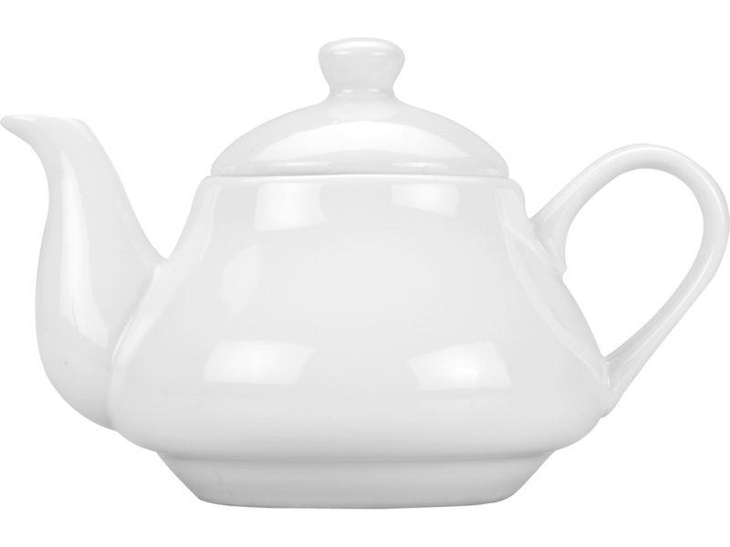 Чайник на 750 мл «Шапочка», белый арт. 608206_c