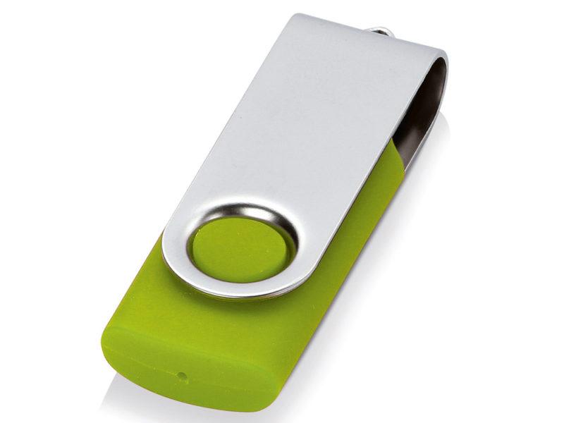 """USB-флешка на 8 Гб """"Квебек"""" арт. 6211.13.08_a"""