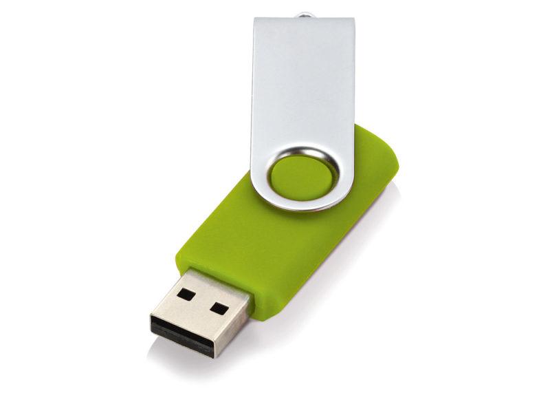 """USB-флешка на 8 Гб """"Квебек"""" арт. 6211.13.08_b"""