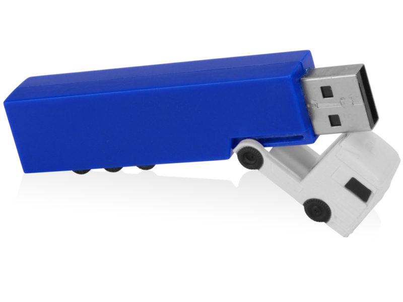"""USB-флешка на 8 Гб """"Грузовоз"""" арт. 6272.02.08_b"""