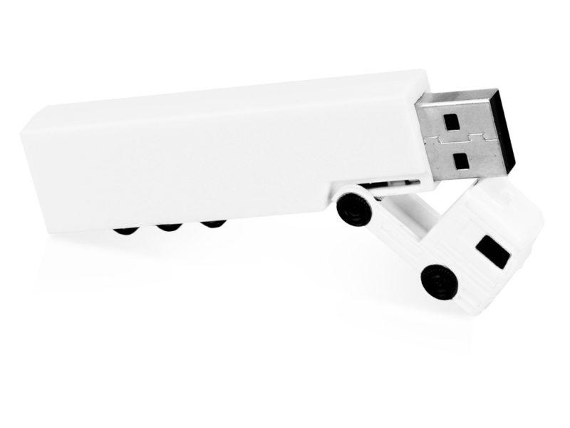 """USB-флешка на 8 Гб """"Грузовоз"""" арт. 6272.16.08_b"""