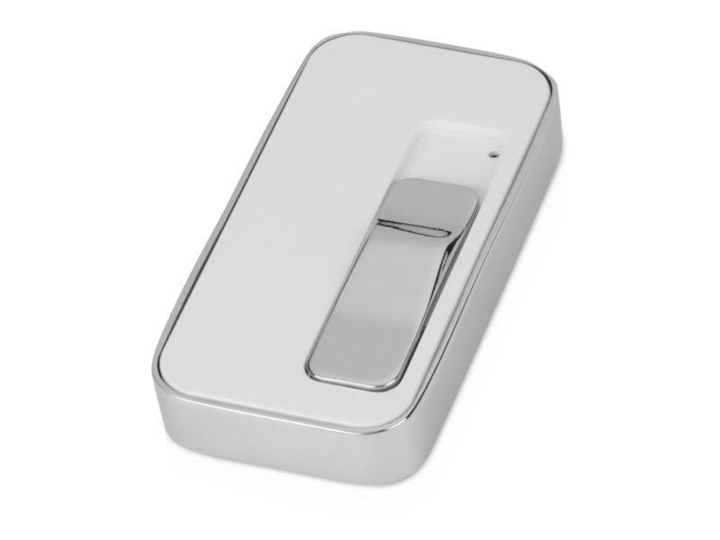 """USB-флешка на 4 Гб с функцией зажигалки """"Silver"""" арт. 6272.56.04_a"""
