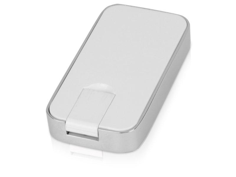 """USB-флешка на 4 Гб с функцией зажигалки """"Silver"""" арт. 6272.56.04_b"""