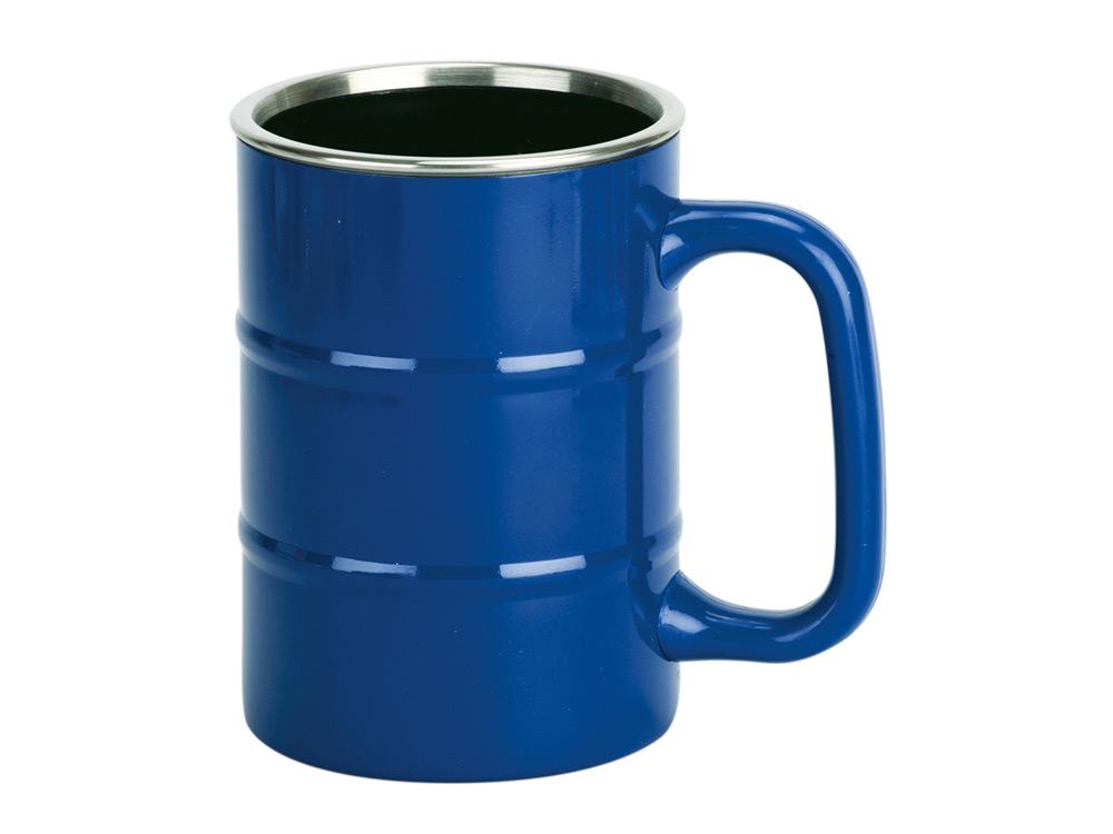 Кружка «Баррель», синий арт. 821502_a