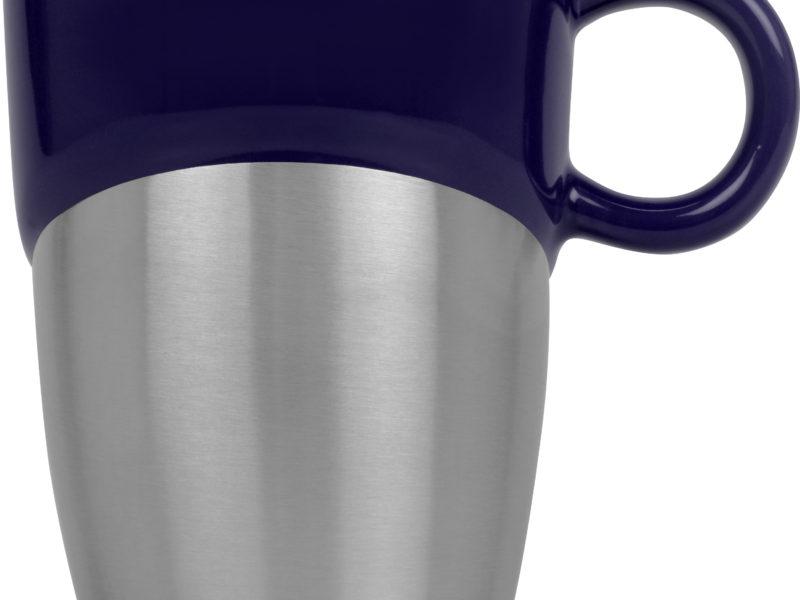 Кружка «Кинтор», керамика/нержавеющая сталь арт. 879102_d