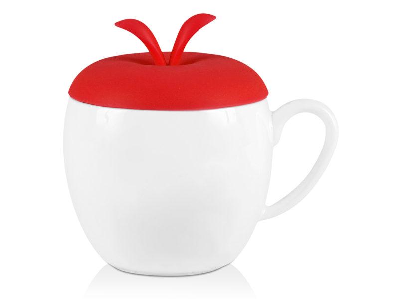 Кружка «Яблочко», фарфор/силикон арт. 879301_a