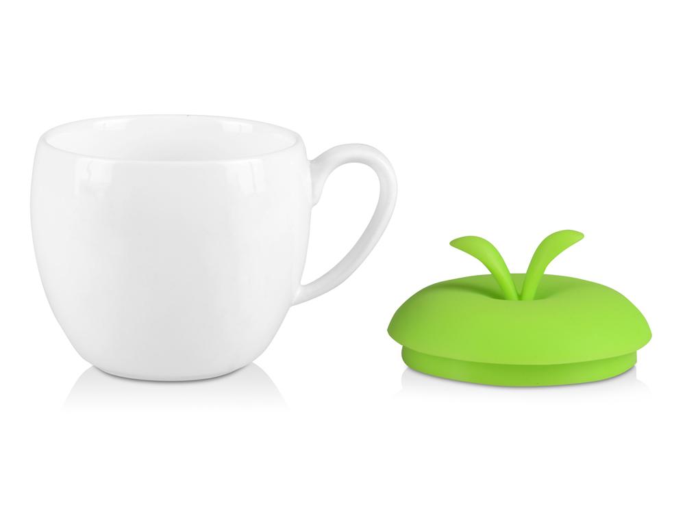 Кружка «Яблочко», фарфор/силикон арт. 879303_b