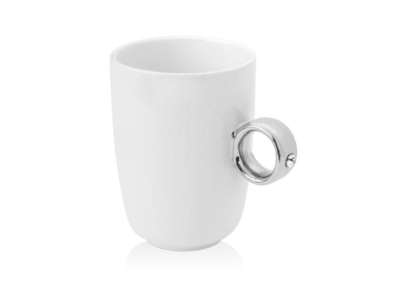 Кружка  ручкой в виде кольца арт. 879600_a