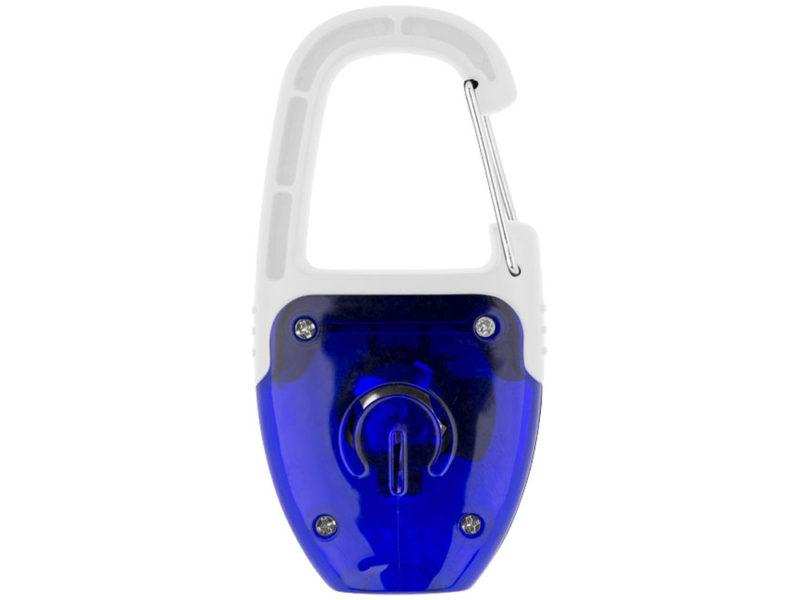 Брелок-фонарик с отражателем и карабином  арт. 10425601_b