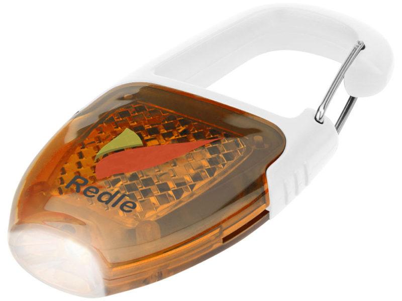 Брелок-фонарик с отражателем и карабином  арт. 10425604_e