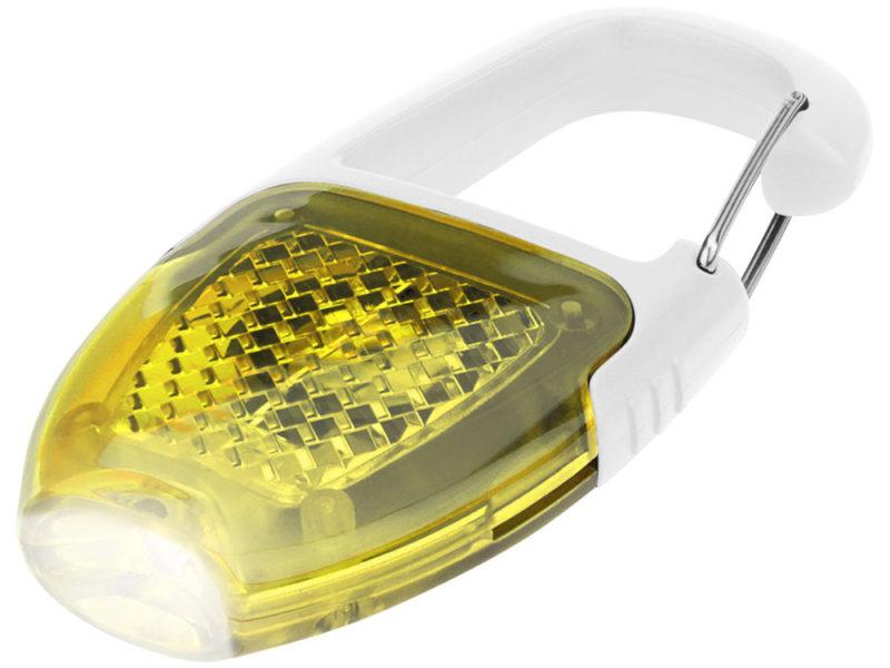 Брелок-фонарик с отражателем и карабином  арт. 10425605_a
