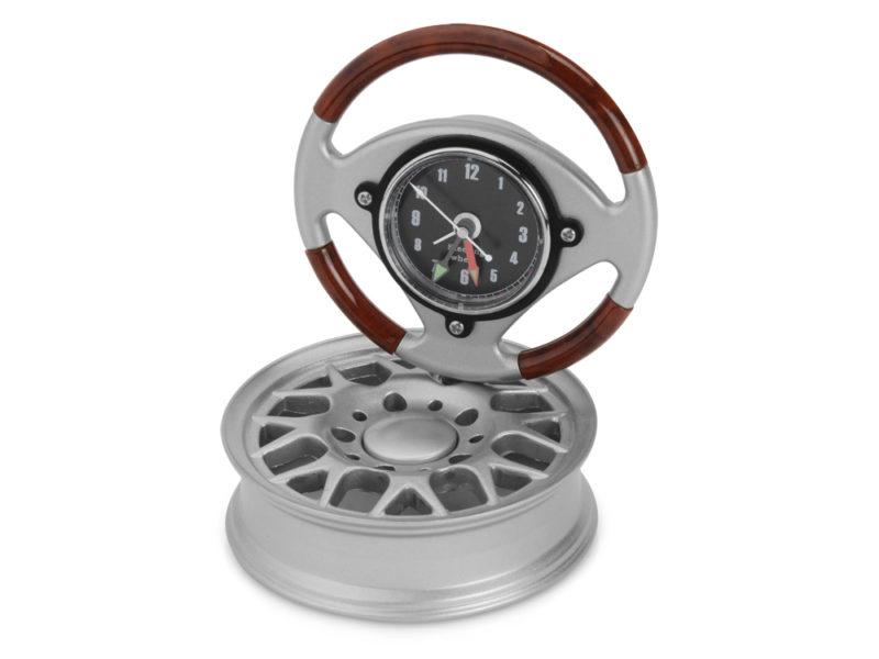 Часы настольные «Колесо» арт. 104400_a