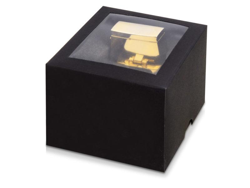 Часы «Золотой унитаз» арт. 104705_d