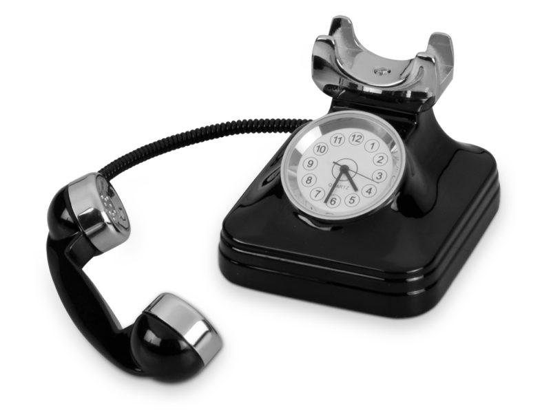 Часы «Ретро-телефон» арт. 104707_b