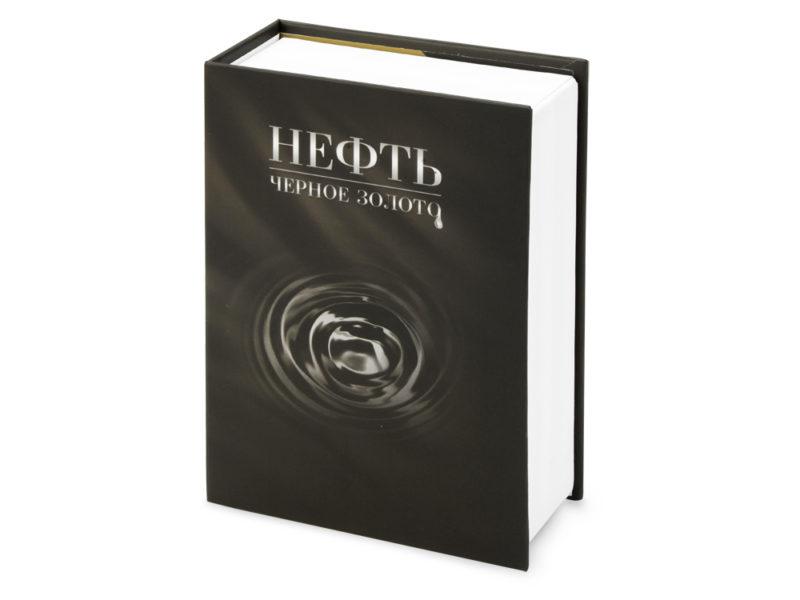 """Часы """"Нефть – черное золото"""" арт. 105402_a"""