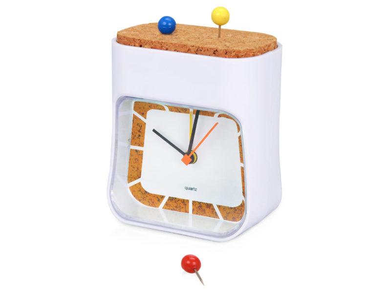 Часы настольные «Cork» арт. 105421_b