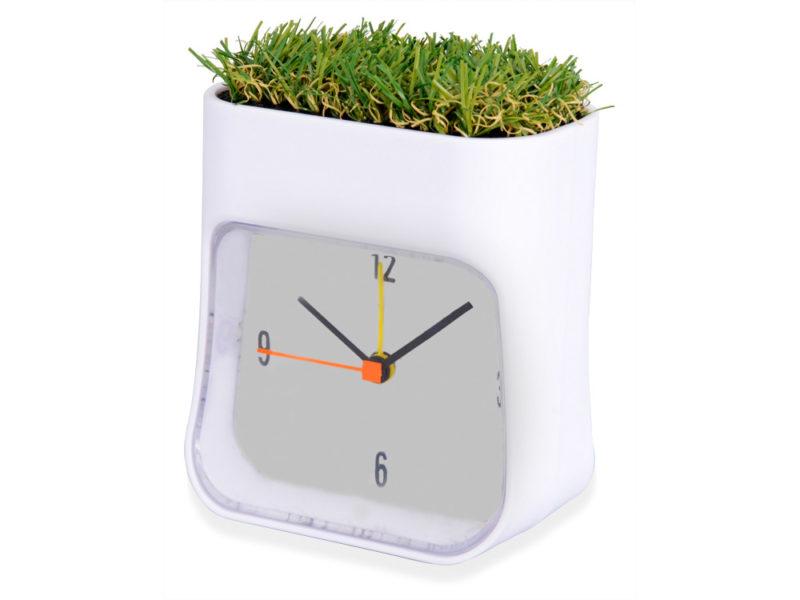 Часы настольные «Grass» арт. 105422_a