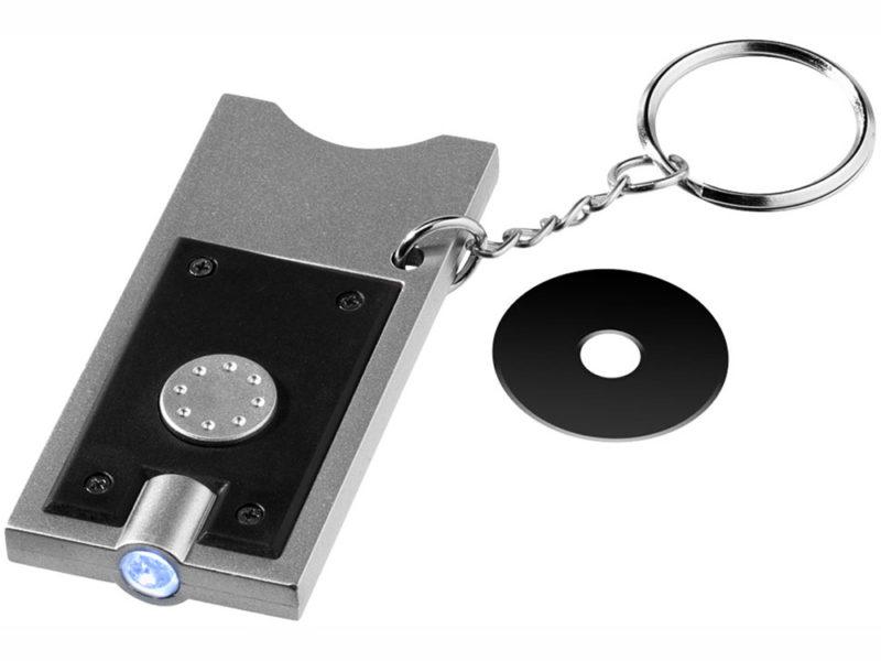 Брелок-держатель для монет «Allegro» арт. 11809600_e