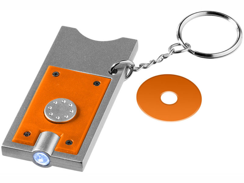 Брелок-держатель для монет «Allegro» арт. 11809605_e