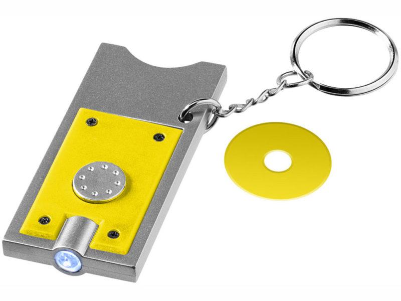 Брелок-держатель для монет «Allegro» арт. 11809606_d