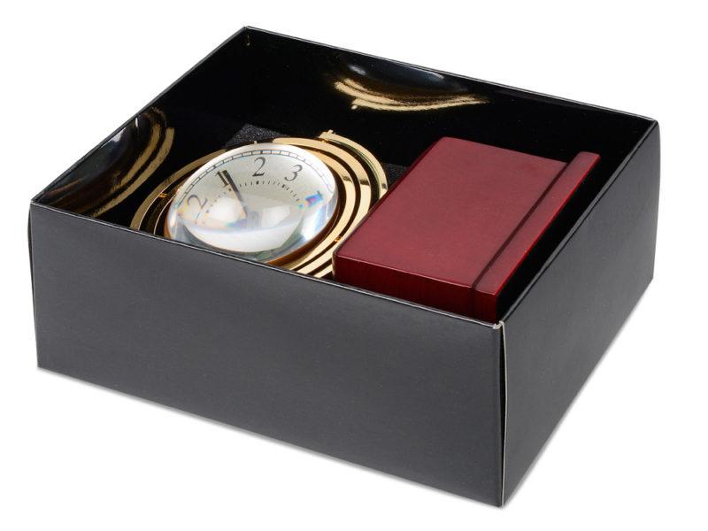 """Часы """"Disk"""" арт. 122505_c"""