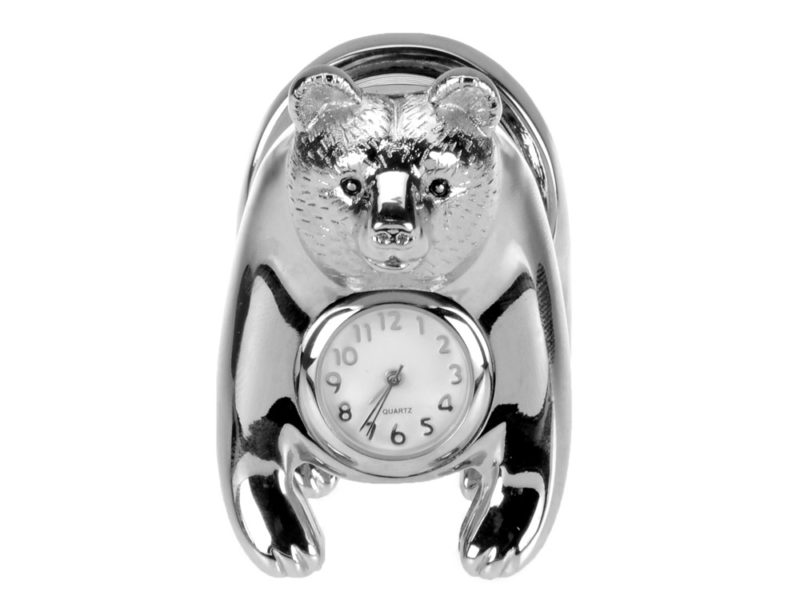 Часы «Медведь» арт. 124710_e