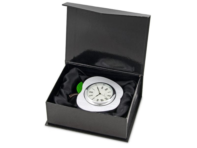 Часы настольные «Серебряное яблоко» арт. 226900_b