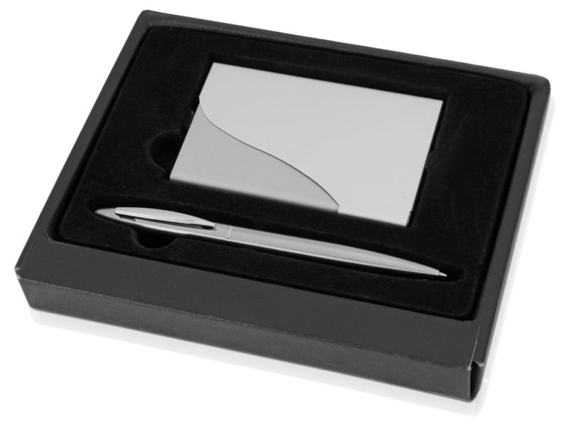 Подарочный набор «Унисекс»: визитница, ручка арт. 370220_a