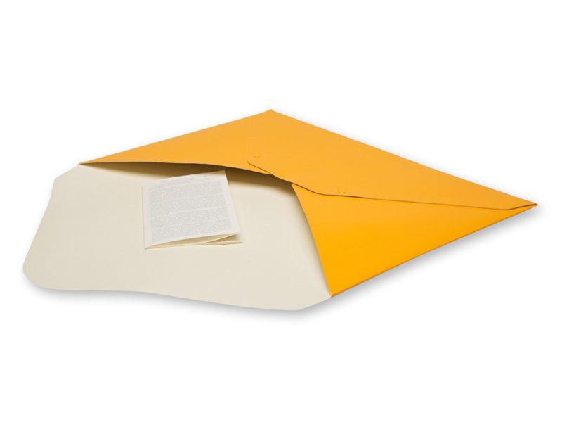 """Папка-конверт """"Folio"""", А4 арт. 40812013_c"""