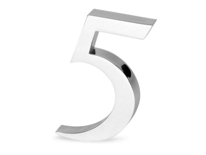 Цифра  для часов «Юбилей» арт. 555555_a