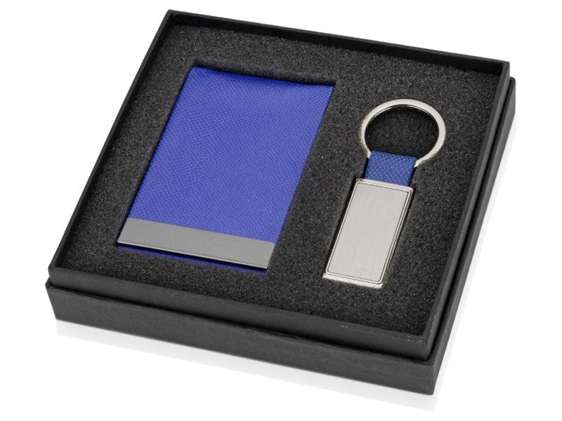 Подарочный набор «Лонгвью»: визитница, брелок арт. 672612