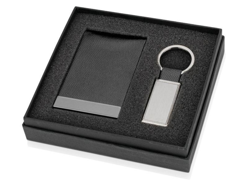 Подарочный набор «Лонгвью»: визитница, брелок арт. 672617