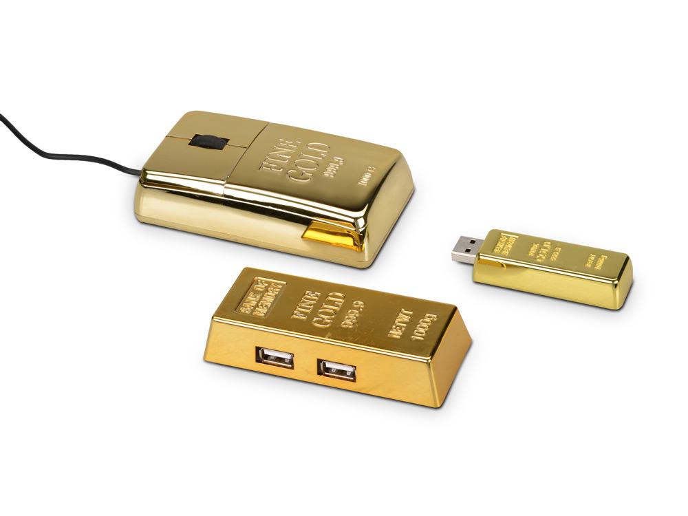 Мышь и USB-флешка арт. 678915
