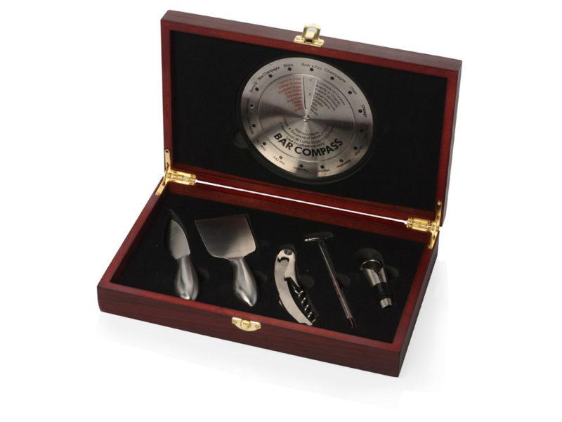 Подарочный набор для вина и сыра «Montagne de Reims» арт. 681929_a