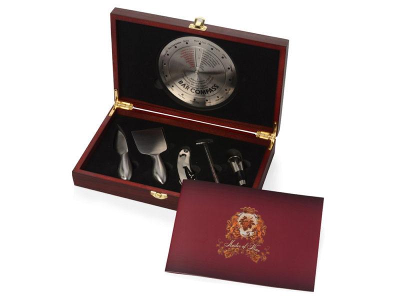 Подарочный набор для вина и сыра «Montagne de Reims» арт. 681929_b