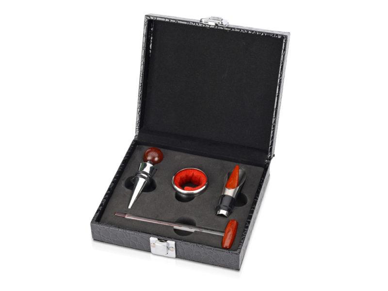 """Подарочный набор для вина """"Плимут"""" арт. 689898_a"""
