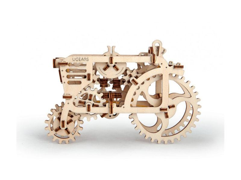 3D-пазл UGEARS «Трактор» арт. 70003_b