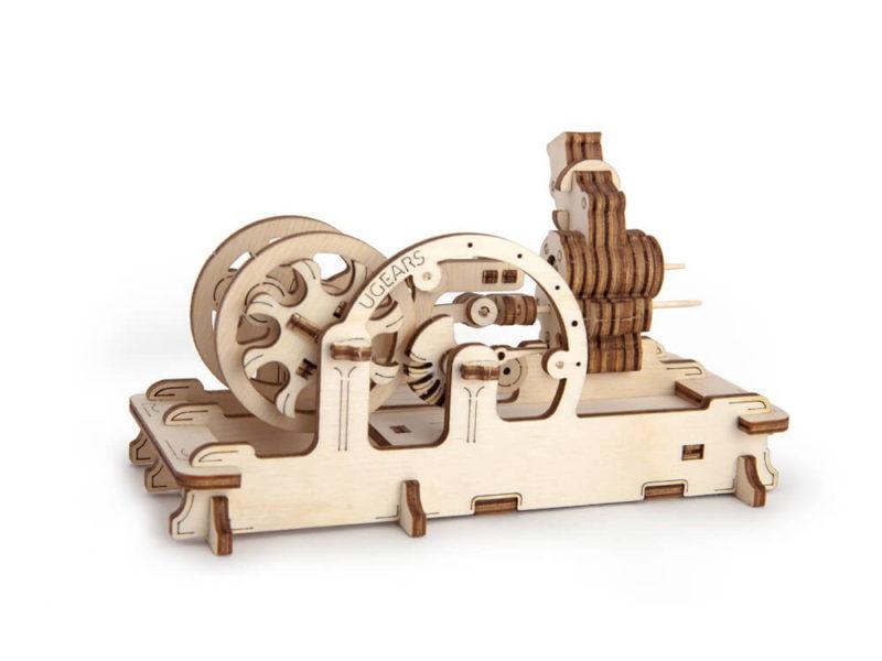 3D-пазл UGEARS «Двигатель» арт. 70009_c