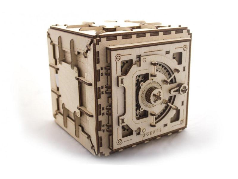 3D-пазл UGEARS «Сейф» арт.  70011_a