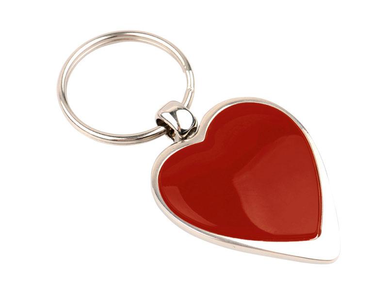 Брелок «Сердце» арт. 708321_a