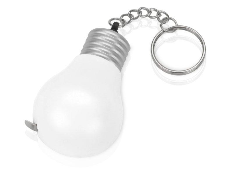 Брелок-рулетка для ключей «Лампочка», 1м арт. 709526_a