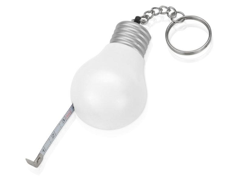 Брелок-рулетка для ключей «Лампочка», 1м арт. 709526_b