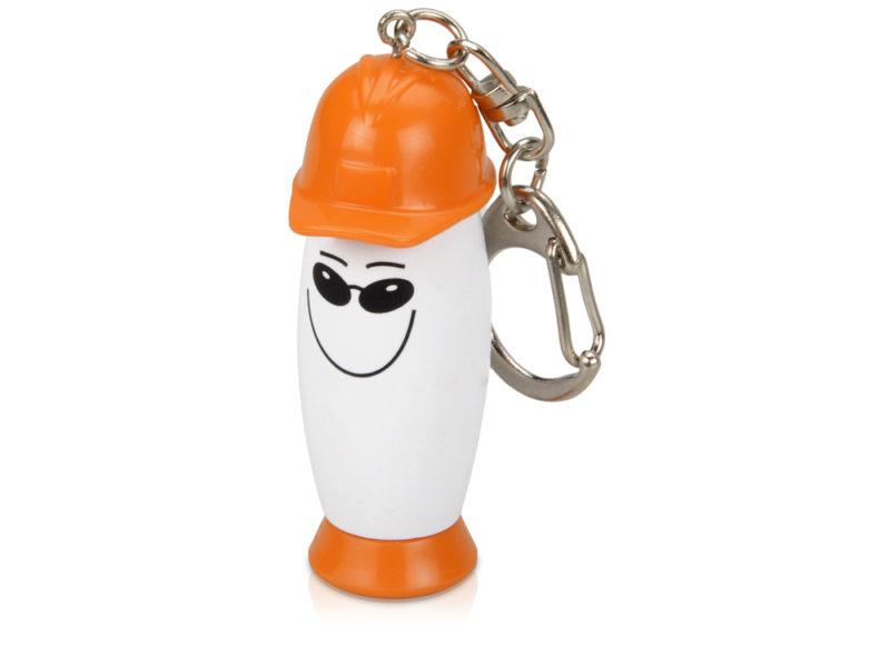"""Брелок-фонарик с ручкой """"Builder"""" арт. 711108_a"""